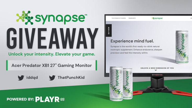 "Synapse ""Intensity"" Giveaway!"