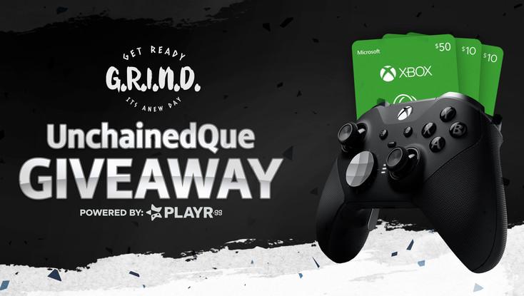 UnchainedQue  - Xbox Elite Series 2 Giveaway!