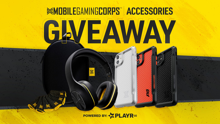 MobileGamingCorps Accessory Giveaway!